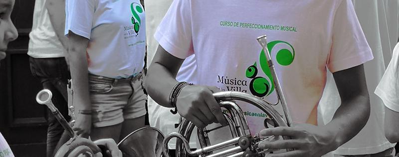 Camisetas Música en la Villa Beas de Segura