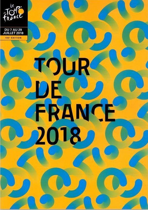 Tendencias en diseño gráfico_Tour de Francia 2018