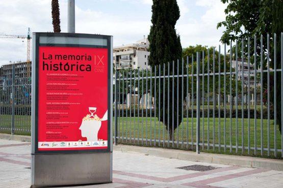 Cartel Cine Memoria Historica