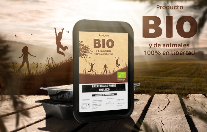 Packaging Producto Bio