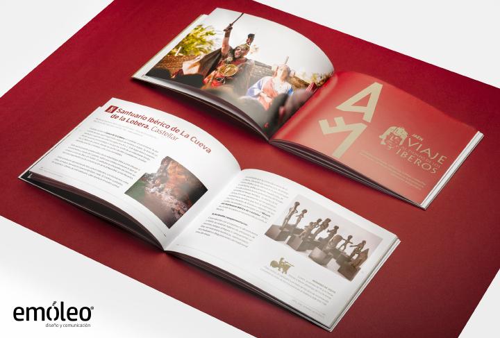 Emóleo Diseño Editorial Andalucía Íbera 2