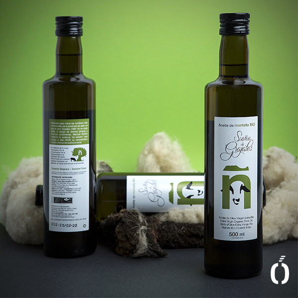 Packaging AOVE Bio Sierra de Grajales
